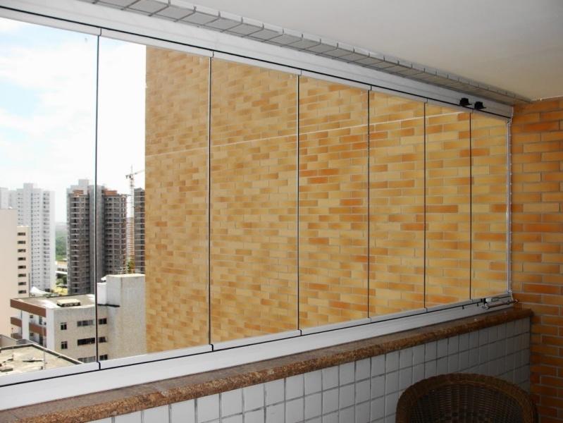 Barato Cortina de Vidro Automatizada Ceará - Cortina de Vidro Instalação