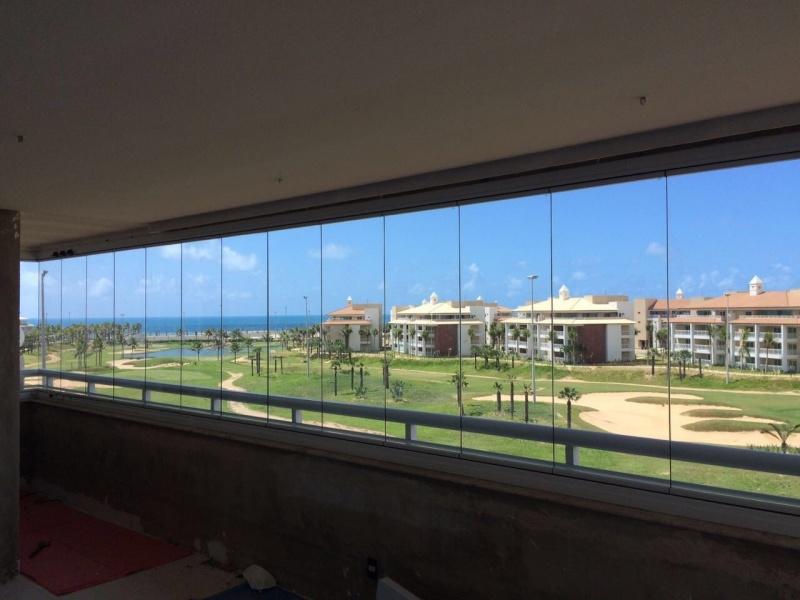 Cortina de Vidro Temperado Fortaleza - Cortina de Vidro Acústica