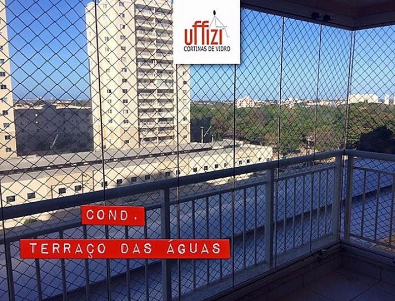 Empresa de Varandas com Vidro Fume Caucaia - Sacada com Vidro Retrátil