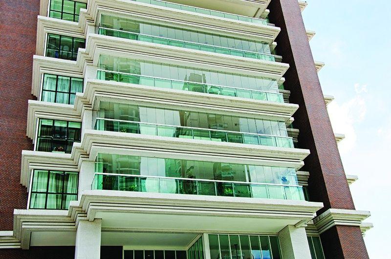 Fechamento para Varanda com Vidro na Aquiraz - Varanda de Vidro