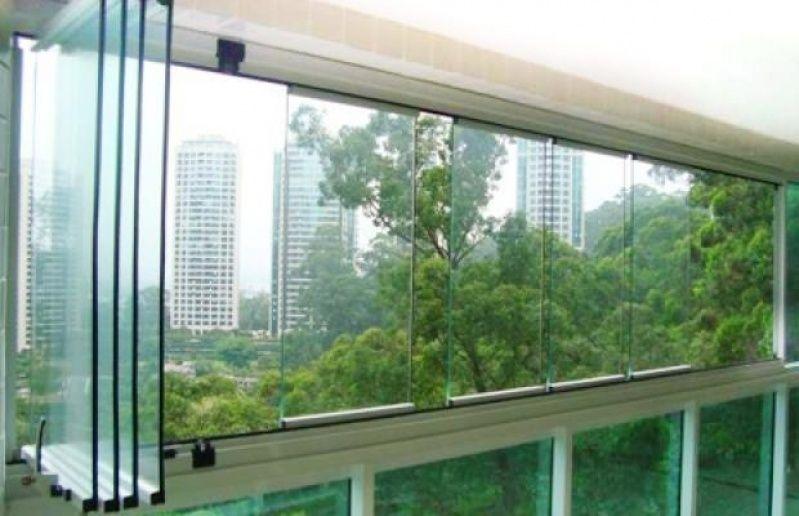 Fechar Varanda de Apartamento Preço em Fortaleza - Varanda de Vidro Temperado