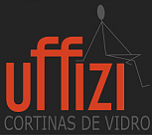 cortina de vidro espelhada - UFFIZI CORTINAS DE VIDRO