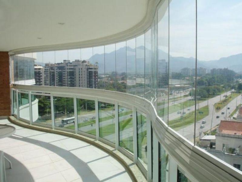 Quanto Custa Envidraçamento de Varandas CE em Fortaleza - Varanda de Vidro Temperado