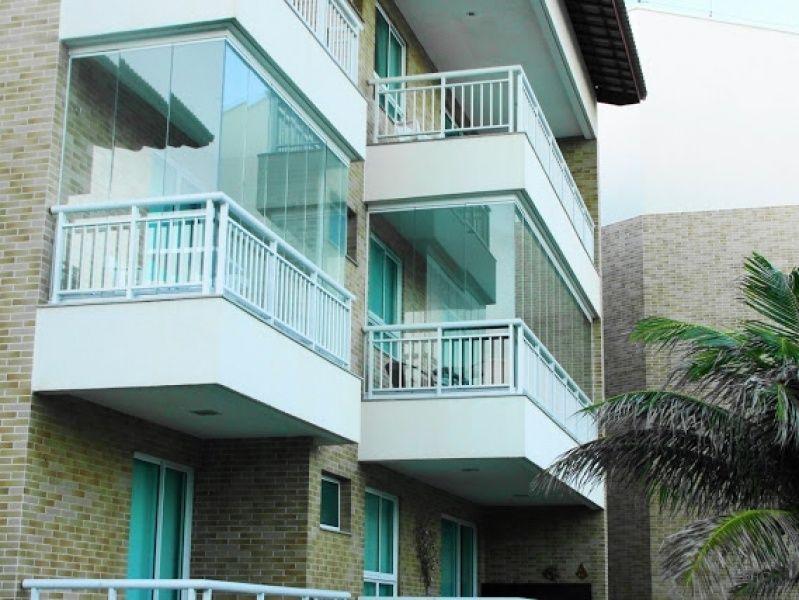 Quanto Custa Fechamento de Varanda Preço em Fortaleza - Varanda de Vidro Temperado