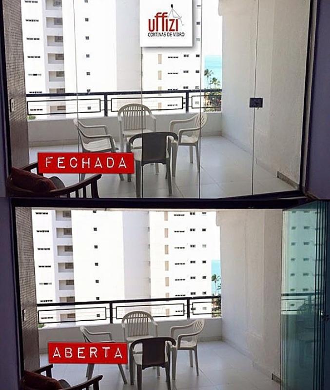 Quanto Custa Varandas com Vidro Refletivo Fortaleza - Sacada com Vidro
