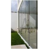 cortina de vidro automática Ceará