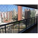cortina de vidro em sacada Ceará