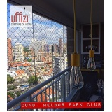 cortina de vidro instalação preço Caucaia