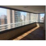 cortina de vidro para fechamento de varanda preço em Fortaleza