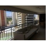 cortinas de vidro deslizante para varanda preço Fortaleza