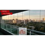 empresa de envidraçamento de varanda automatizado Fortaleza