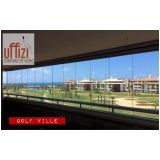 empresa de envidraçamento de varandas em Fortaleza