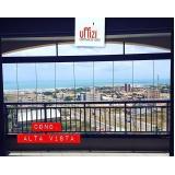 empresa de envidraçamento para varanda de apartamento com vidro Fortaleza