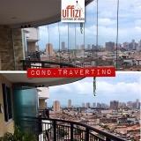 envidraçamento de varanda automatizado Fortaleza