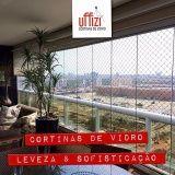 envidraçamento de varanda de apartamento preço em Fortaleza