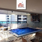 envidraçamento para varanda com vidro reflexivos Ceará