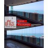 envidraçar varanda de apartamento em Fortaleza