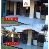 fechamento com vidro de varandas preço Ceará
