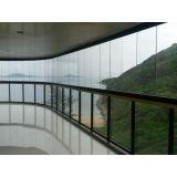 fechamento em vidro de sacadas Ceará