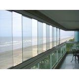 fechar varanda com vidro em Fortaleza
