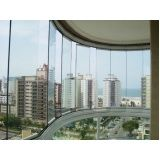 fechar varanda de apartamento em Fortaleza