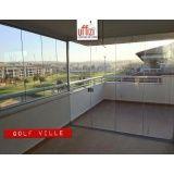 onde encontro envidraçamento de varanda preço m2 em Fortaleza