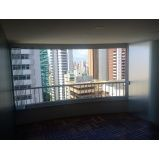quanto custa cortina de vidro no CE em Fortaleza