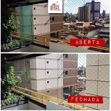 quanto custa envidraçamento de varanda com vidro laminado Ceará