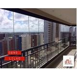 quanto custa envidraçamento para varanda de apartamento com vidro Fortaleza