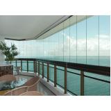 quanto custa fechamento de varanda em vidro em Fortaleza