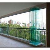 varanda de vidro temperado preço na Caucaia