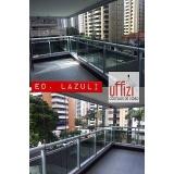 varandas com vidro para apartamento preço Ceará