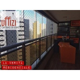 varandas com vidro refletivo preço Fortaleza