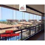 vidro para varanda de apartamento preço na Aquiraz