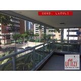 vidros temperados para varandas em Fortaleza