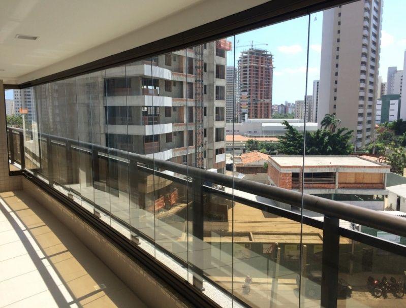 Cortina de Vidro Deslizante em Fortaleza - Cortina de Vidro no CE