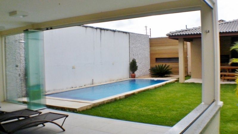 Cortina de Vidro para Varanda de Apartamento Preço em Fortaleza - Cortina de Vidro no CE