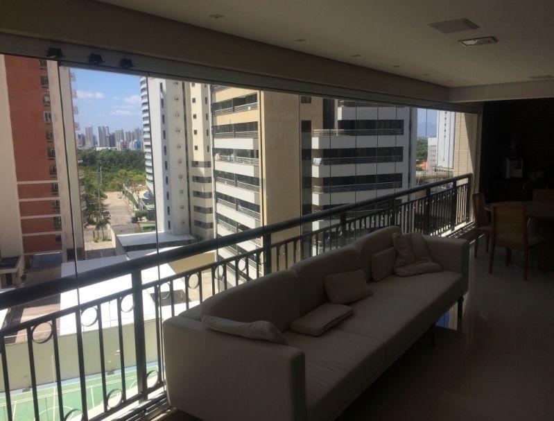 Cortina de Vidro em Fortaleza - Instalação de Cortina de Vidro