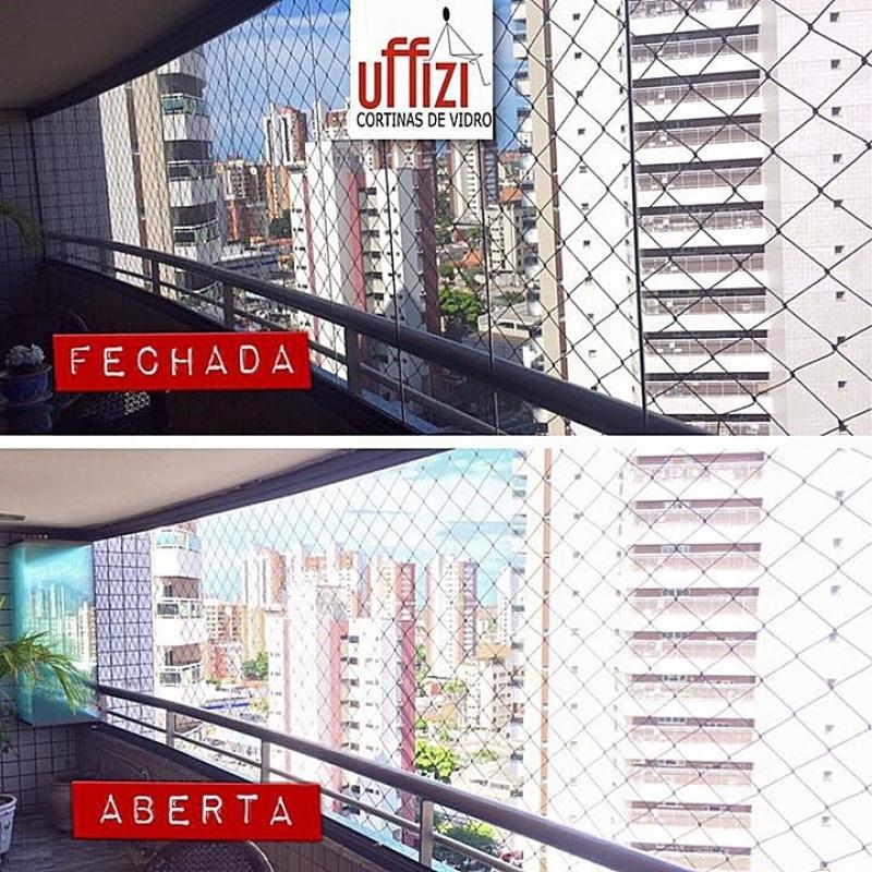 Empresa de Envidraçamento de Varandas Laminado Ceará - Envidraçamento para Varanda com Vidro Temperado