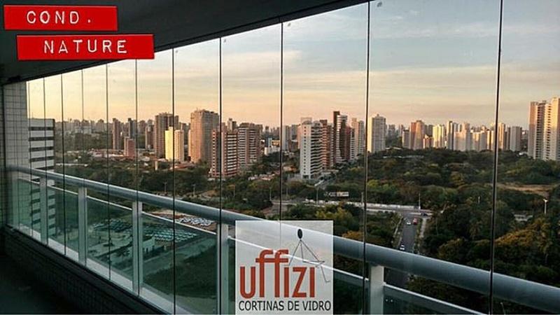 Empresa de Envidraçamento para Varanda Ceará - Envidraçamento para Varanda com Vidro Reflexivos