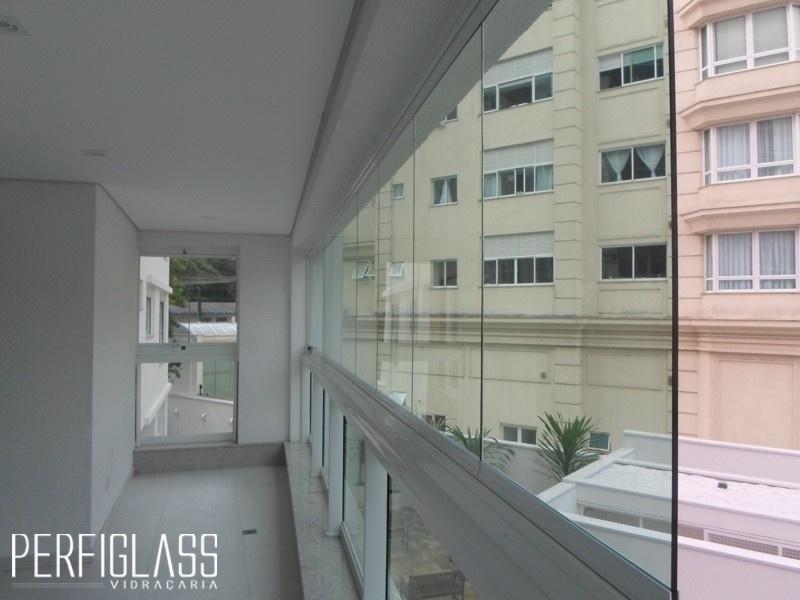 Empresa de Sacada com Vidro Retrátil Fortaleza - Varandas com Vidro Fume