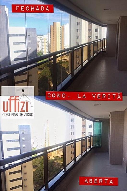 Envidraçamento de Sacada para Apartamento Ceará - Envidraçamento de Sacada para Apartamento