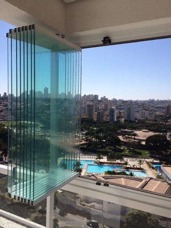 Envidraçamento de Varanda CE em Fortaleza - Varanda de Vidro Temperado