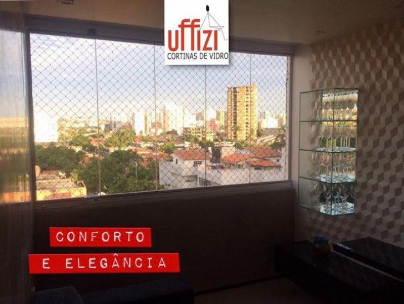 Envidraçamento de Varanda Preço M2 em Fortaleza - Fechamento com Vidro