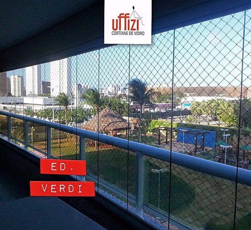 Envidraçamento para Varanda com Vidro Reflexivos Preço Caucaia - Envidraçamento para Varanda com Vidro Temperado