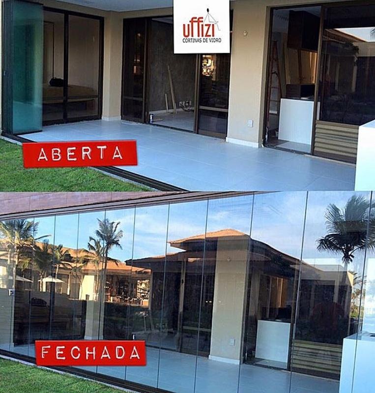 Envidraçamento para Varanda de Apartamento com Vidro Caucaia - Envidraçamento para Varanda com Vidro Reflexivos