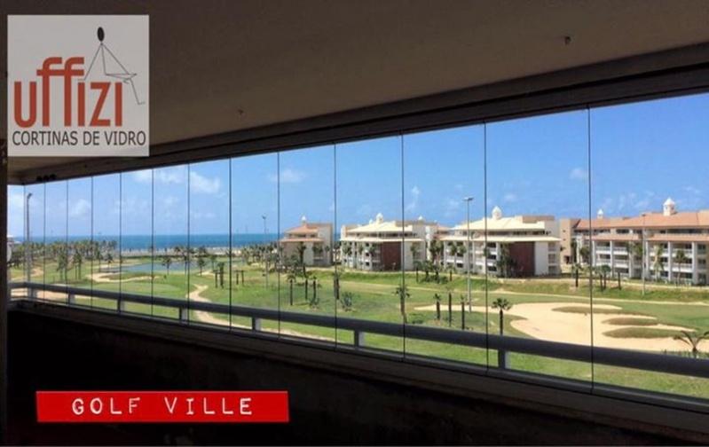 Envidraçamentos de Varanda para Apartamento Fortaleza - Envidraçamento de Varandas Laminado