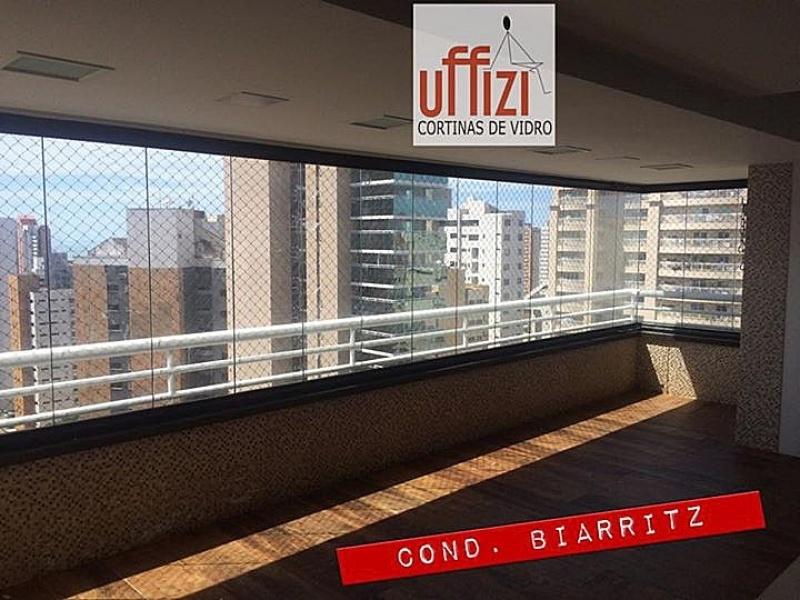 Envidraçamentos de Varandas Laminado Caucaia - Envidraçamento para Varanda de Apartamento com Vidro