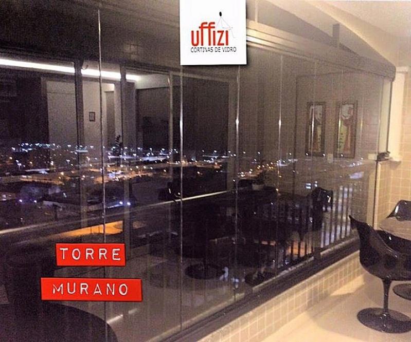 Envidraçamentos para Varanda de Apartamento com Vidro Aquiraz - Envidraçamento para Varanda com Vidro Reflexivos