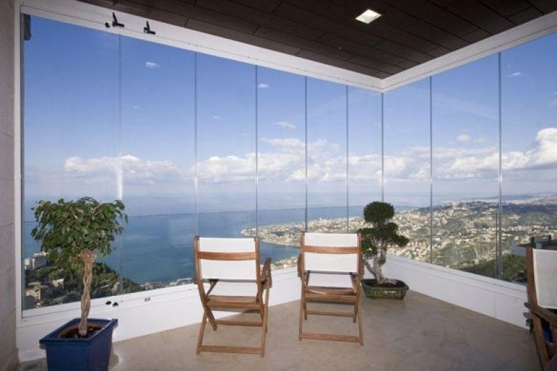 Fechamento Varanda Vidro Preço Onde Encontrar em Fortaleza - Varanda de Vidro Temperado